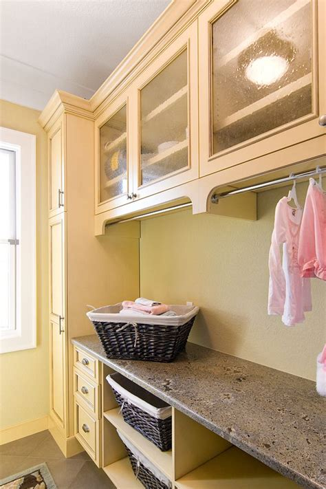laundry room cabinets with hanging rod marvelous laundry room hanging rod 6 laundry room