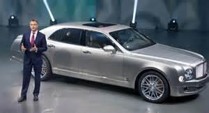 Hybrid Bentley Bentley Debuts Its Hybrid Model With Mulsanne