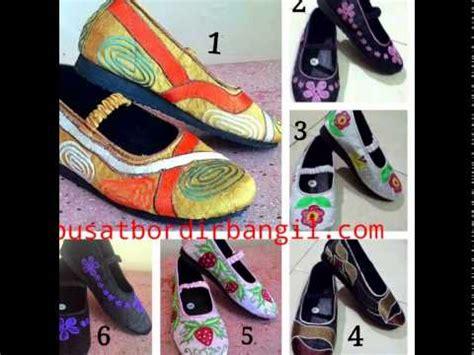Sepatu Bordir Dewasa sepatu wanita dewasa sepatu bordir bangil 081937043584