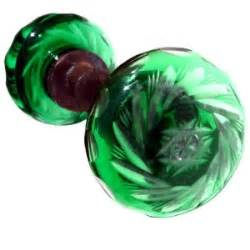 Green Glass Door Knobs by Diy With Vintage Glass Door Knobs Zeller Interiors