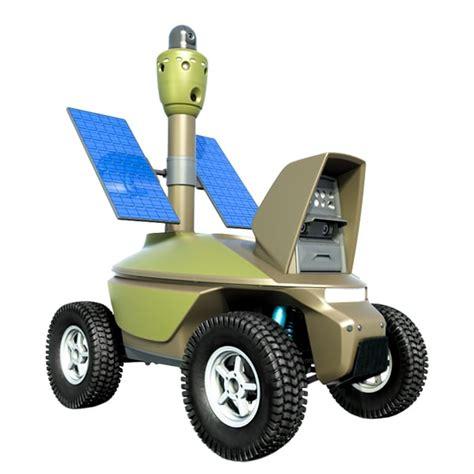 Alarm Mobil Merk Power Guard security robot system smp robotics autonomous mobile robot