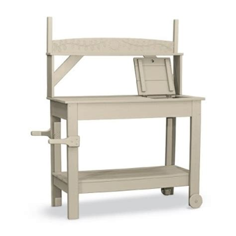 portable potting bench 1000 images about by the yard outdoor furniture products