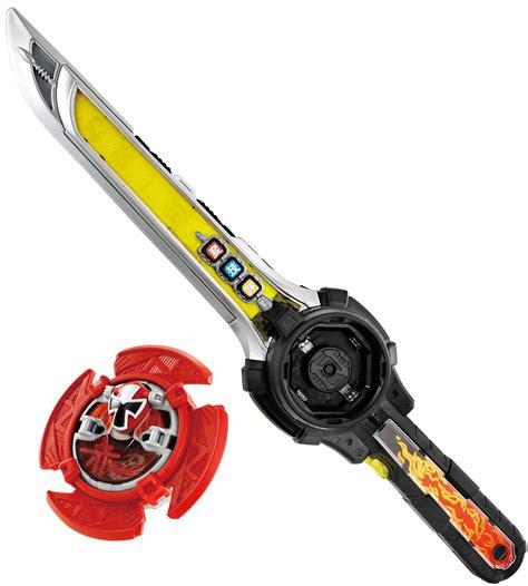 How To Make A Power Ranger Sword Out Of Paper - power rangers steel sword japanese ninninger
