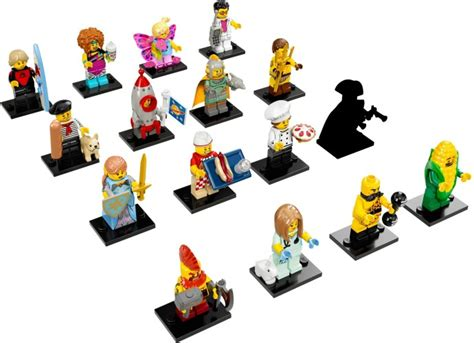 Lego Minifigures Series 17 Corn series 17 collectable minifigures official images brickset lego set guide and database