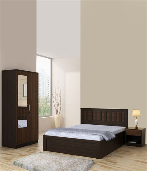 phoenix bedroom set spacewood phoenix bedroom set buy online at best price in