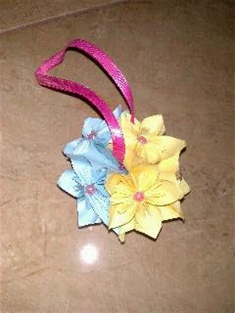 cara membuat origami bunga kusadama wini home cara membuat origami bunga kusudama
