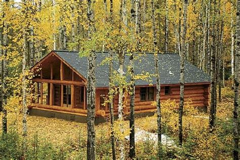 Cabins Minnesota by Minnesota Cabin In Autumn Cabins