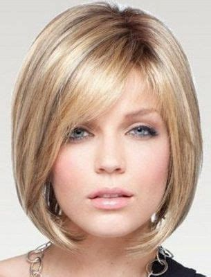 chin length hair toppersfalls sleek layered short bob silk top full lace human hair wig