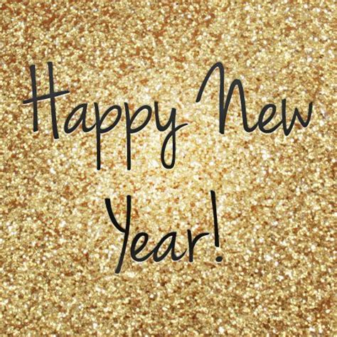 new year glitter graphics happy new year in gold glitter pictures photos and