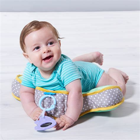33 on taf toys baby developmental tummy time pillow
