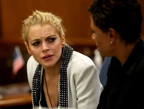 Lindsay Lohan Ordered to Morgue Duty in L.A.   Her Campus
