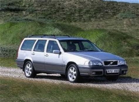 volvo xc cross country info page  generation  xc
