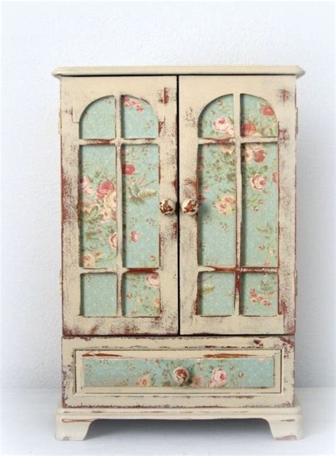 shabby chic jewelry cabinet best 25 shabby chic cabinet ideas on drawer