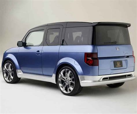 2019 Honda Element by 2019 Honda Element Coming Back Return Price Release