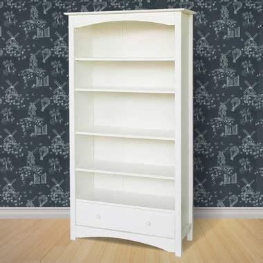 Roxanne Bookcase In White M5926w By Davinci Bookcases White Nursery Bookcase