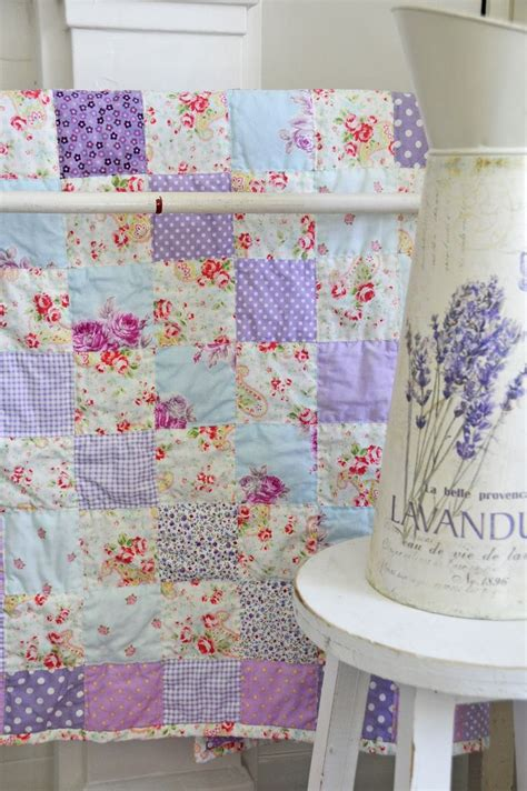 Lavender Patchwork Quilt - 190 best quilt inspiration purple mauve images on