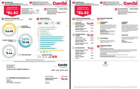 Light Bill Company by Infographic Inspired The Simplest Electric Bill You Ve