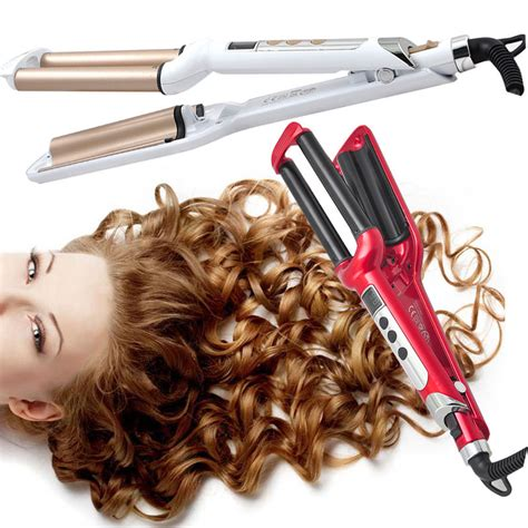 bed head waver artist deep waver new 220v deep waver iron curling wave ceramic styler