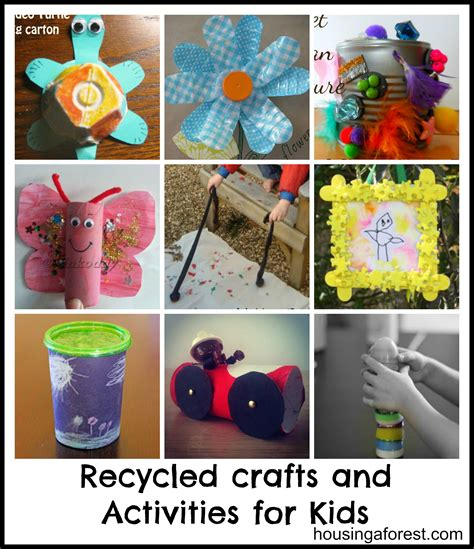 craft projects for teenagers recycling crafts for children site about children