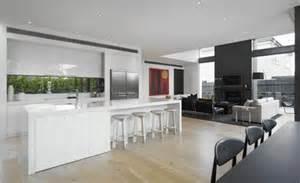 Modern Kitchen Designs Melbourne Dmh Residence Interior Design Modern White Interior Design Interior Design Architecture