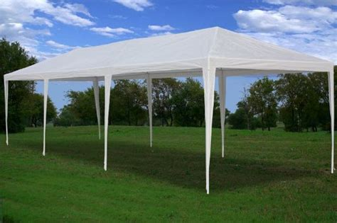 amazon com hercules canopy shelter party tent 18x20 w 10 x30 party wedding tent gazebo pavilion catering