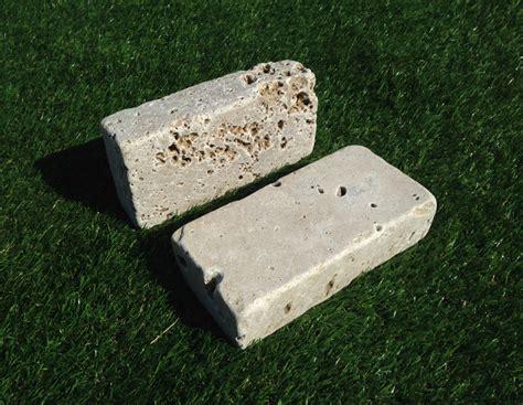 peso specifico piastrelle mattoni in marmo di travertino noce blocchi 10x20x5 per