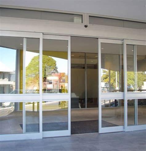 Auto Glass Door Izdoor Photocell Door Automatic Sliding Glass Doors