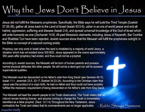 Believe In Jesus atheist memes why the jews don t believe in jesus