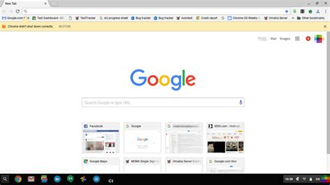 chrome keep screenshots offer first look at google chrome updated for