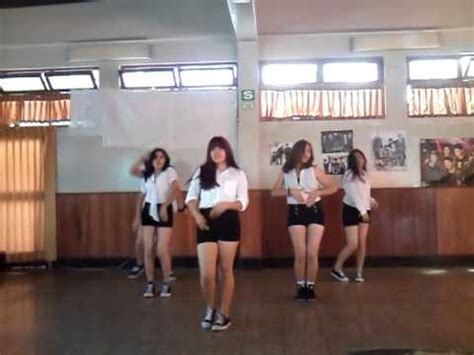 tutorial dance exid full download exid up down dance cover bobo s class