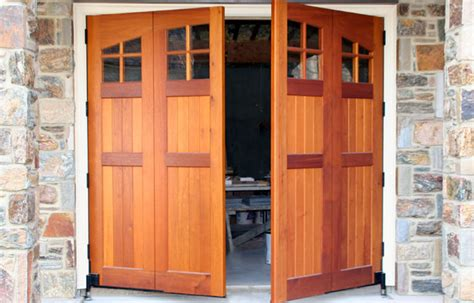swing out doors carriage doors carriage door