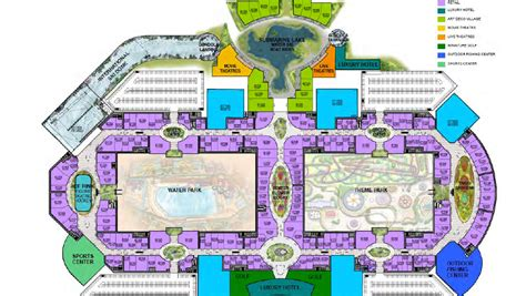 layout of square one mall american dream miami mega mall s floor plan south