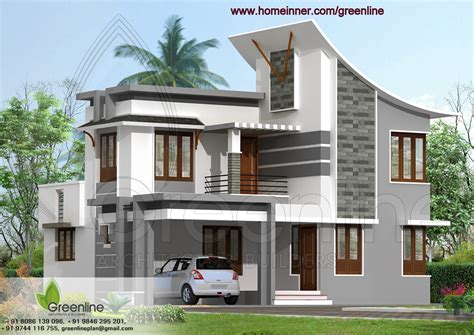 indian home plan and elevation