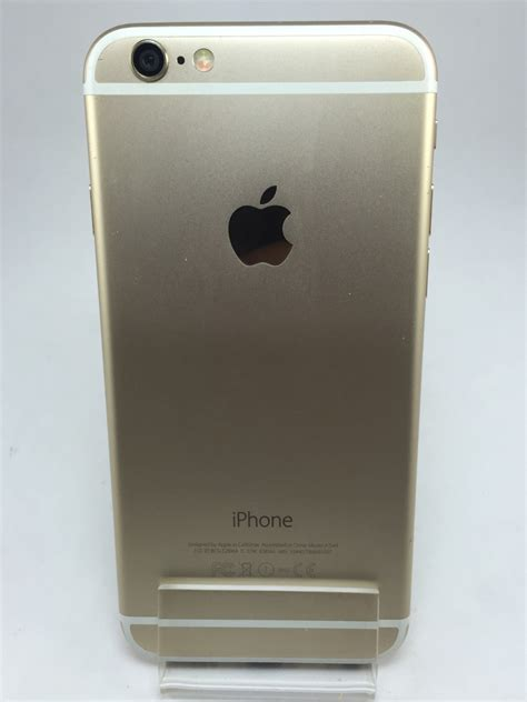 iphone at t iphone 6 dorado 64gb libre telcel at t movistar garantia 6 500 00 en mercado libre