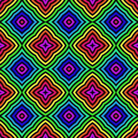 abstract pattern generator free illustration pattern rainbow colors rainbow free