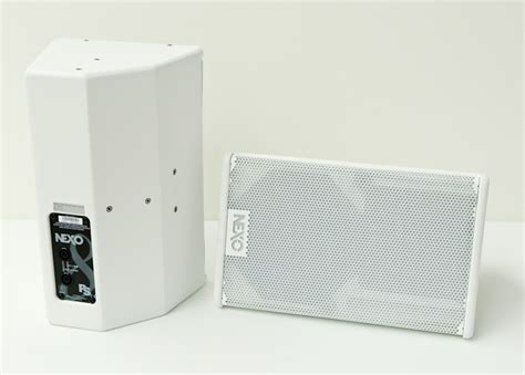 Speaker Nexo nexo ps8 r2 upw white speaker