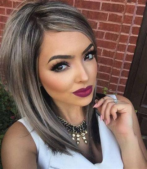 brunette graying hair best 25 grey brown hair ideas on pinterest ash hair