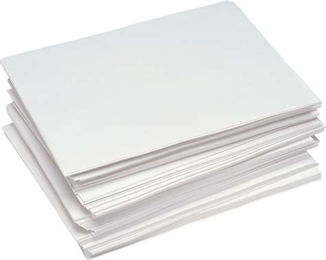 Make Paper Transparent - stack of paper transparent png stickpng