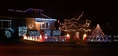 10 christmas light displays in rhode island and