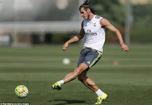 cristiano ronaldo gareth bale and co gear up for new