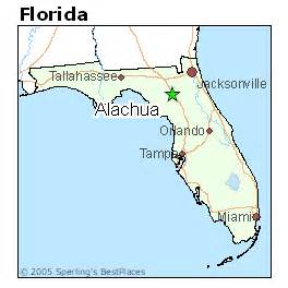 alachua county florida map best places to live in alachua florida