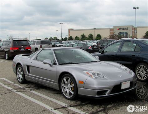 Exotic Colors by Acura Nsx T 2002 2005 17 December 2012 Autogespot