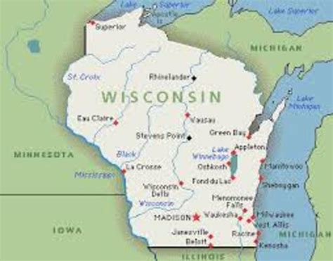 Wisconsin The 30th State by United States Political Timeline Ascone Timetoast Timelines