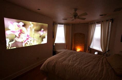 Bedroom Projector do it mostly yourself design on u