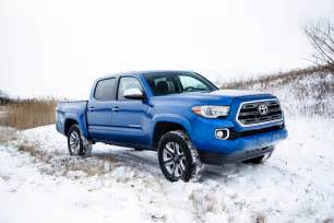 Toyotas Tacoma 2016 Toyota Tacoma Reviews And Rating Motor Trend