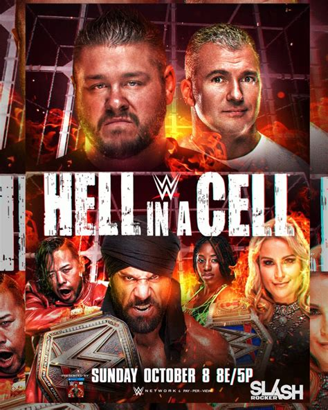 from with a 2017 hell in a cell 2017 poster by wweslashrocker54 on deviantart