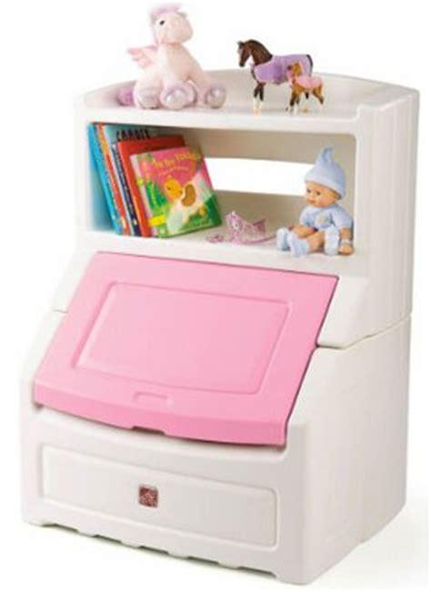step2 lift and hide bookcase storage chest ecr4kids 3 tier toy storage organizer with 12 bins 50