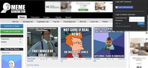 Meme Generator Site - como criar seus pr 243 prios memes com o meme generator