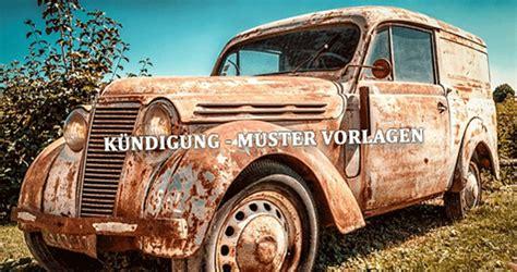 Z Rich Motorradversicherung K Ndigen by Autoversicherung K 252 Ndigen Muster Vorlage Info Ch