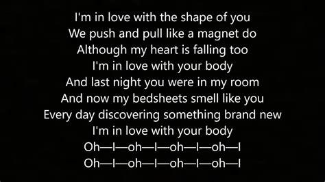 download lagu shape of you lirik lagu shape of you lyrics ed sheeran download lengkap